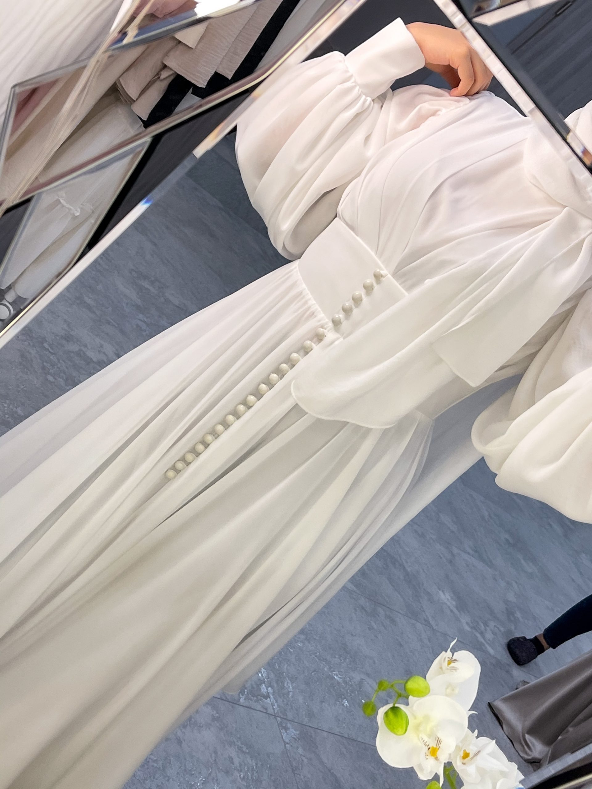Robe Havva Nude - SB Designn