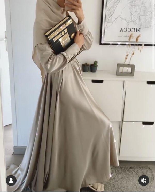 Robe Sahra Bleu Roi - SB Designn