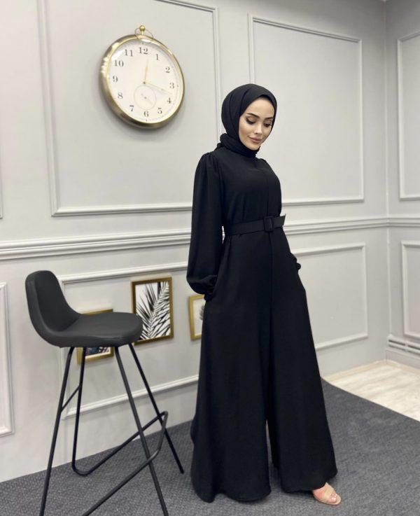 Robe Hâfsâ Blanc - SB Designn